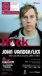Cantero Rock: John Vanderslice