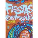 Cartel Fiestas Colombinas 2008
