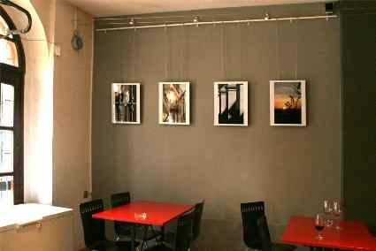 Exposición: Carlos A. Domínguez