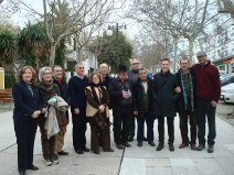 Miembros de la Asociación Colegial de Escritores de Andalucía