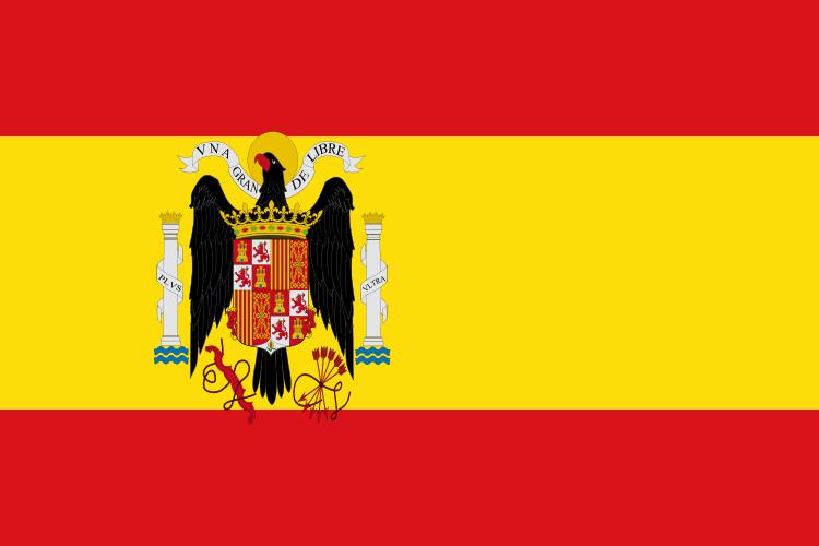 bandera-franquista