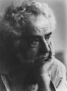 """""""Agustín García Calvo"""". Foto de Sergio Lira (Sevilla, 1994)."""