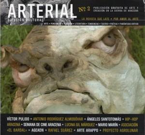 Número 2 de la revista Arterial