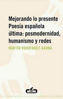 Mejorando lo presente. De Martín Rodríguez Gaona.