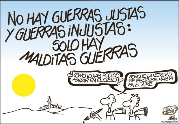 Viñeta de Forges, publicada en El País