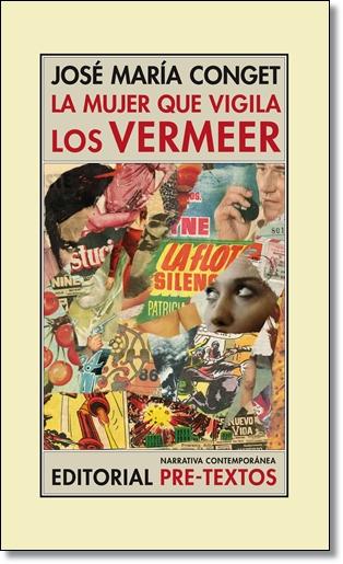 La mujer que vigila los Vermeer